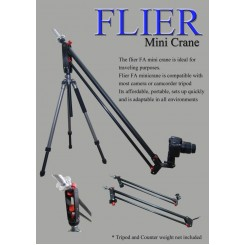 Flier Light Version Mini Crane Jib for Video ,Dslr Camera
